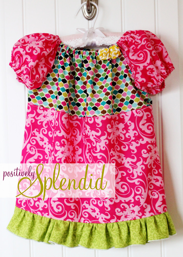 Whimsy Couture Pattern Review + Giveaway! - Positively Splendid ...