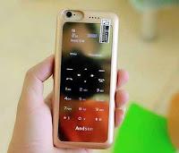 330k - Pin sạc dự phòng kiêm ốp lưng kiêm điện thoại Andsun cho iPhone 6 3.500mAh giá sỉ và lẻ rẻ nhất