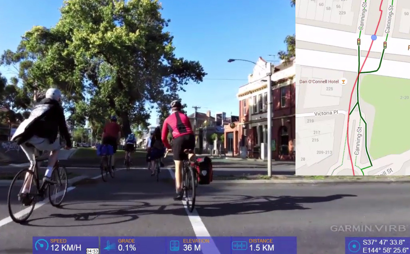 I Biked Here With Google Maps: How to make cycling videos