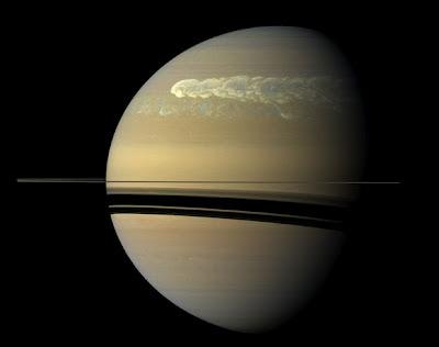 Giant Saturn (Something Interesting)