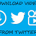 [465] تحميل مقاطع الفيديو من تويتر على الاندرويد والأيفون ومتصفح الكمبيوتر ~