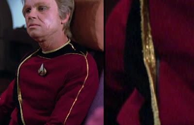 TNG season 1 admiral uniform - closure system