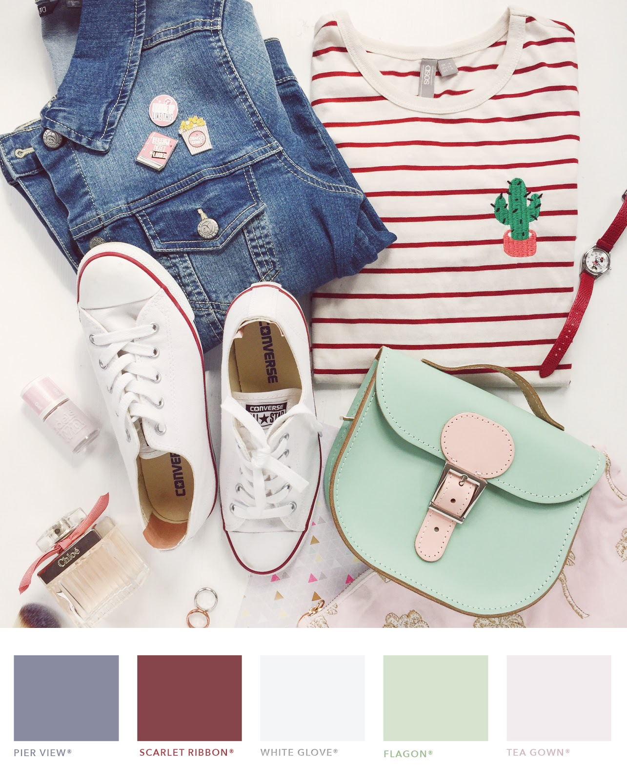 fashion colour palette