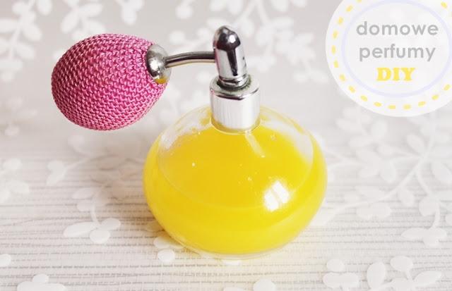 Jak zrobić własne perfumy
