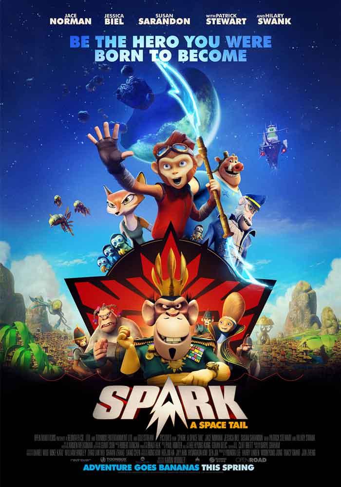 Xem Phim Spark: Thiên Du Ký 2017
