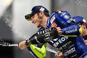 "The Doctor"" Rossi Akui Motor Yamaha Semakin Baik"