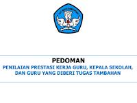 Download Pedoman Penilaian Prestasi Kerja Guru Dan Kepala Sekolah