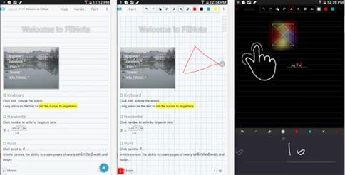 Aplikasi Menulis Catatan Terbaik Di Android