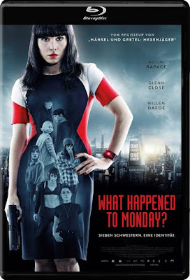 What Happened To Monday? 2017 HD 1080p Latino