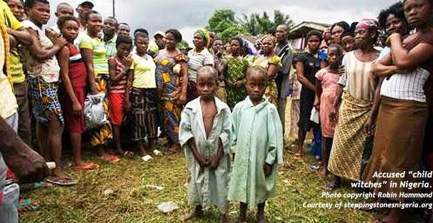 Image result for children killed in nigeria witchcraft