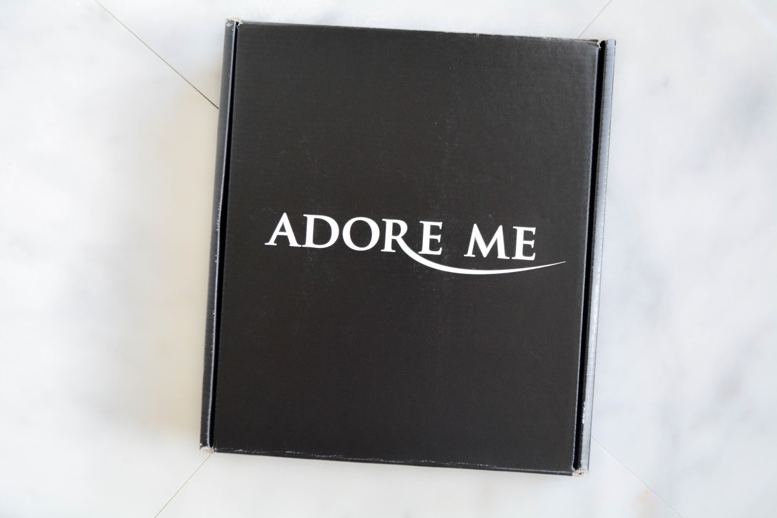 trying out adore me