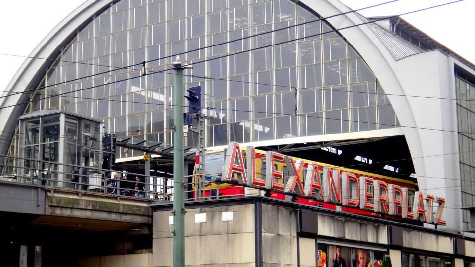 Allemange Berlin AlexanderPlatz