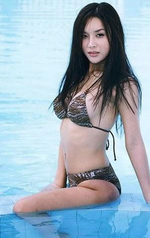 Bộ ảnh nóng gái hàn quốc bikini sexy 3