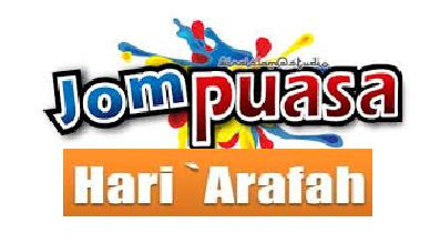 Tarikh Puasa Sunat Arafah