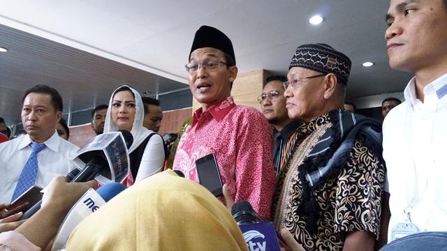 Muslim Jadi Saksi Kubu Ahok, JAS: Itu Sarat Kepentingan