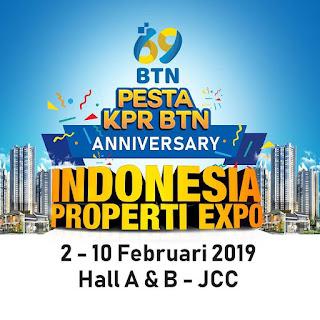 Indonesia Properti Expo : Pameran Properti Terbesar dan Terlengkap di Indonesia