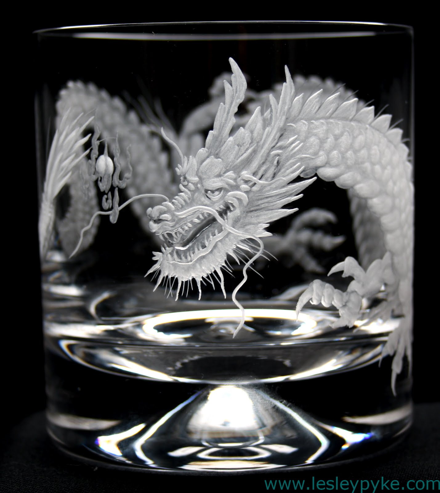 Lesley Pyke Glass Engraving And Life Cambridge Glass