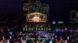 Lirik Lagu Kepingin Nyanding - Reny Farida