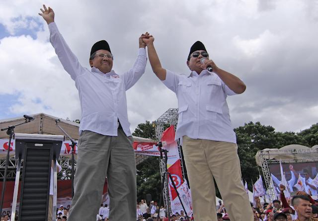 Ternyata Prabowo Belum Deklarasi Capres Gara-gara PKS