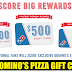Free Quikly Domino's Pizza Gift Card Giveaway - 37,003 Winners. Win Gift Cards Worth $4, $5, $10, $50, $100 or $500. Text Offer  - SIGN UP NOW!!