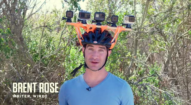 We share Wired's Brent Rose's video on Hero5 and Garmin Virb Ultra 30