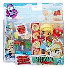 MLP Equestria Girls Minis Theme Park Collection Snack Creations Applejack Figure