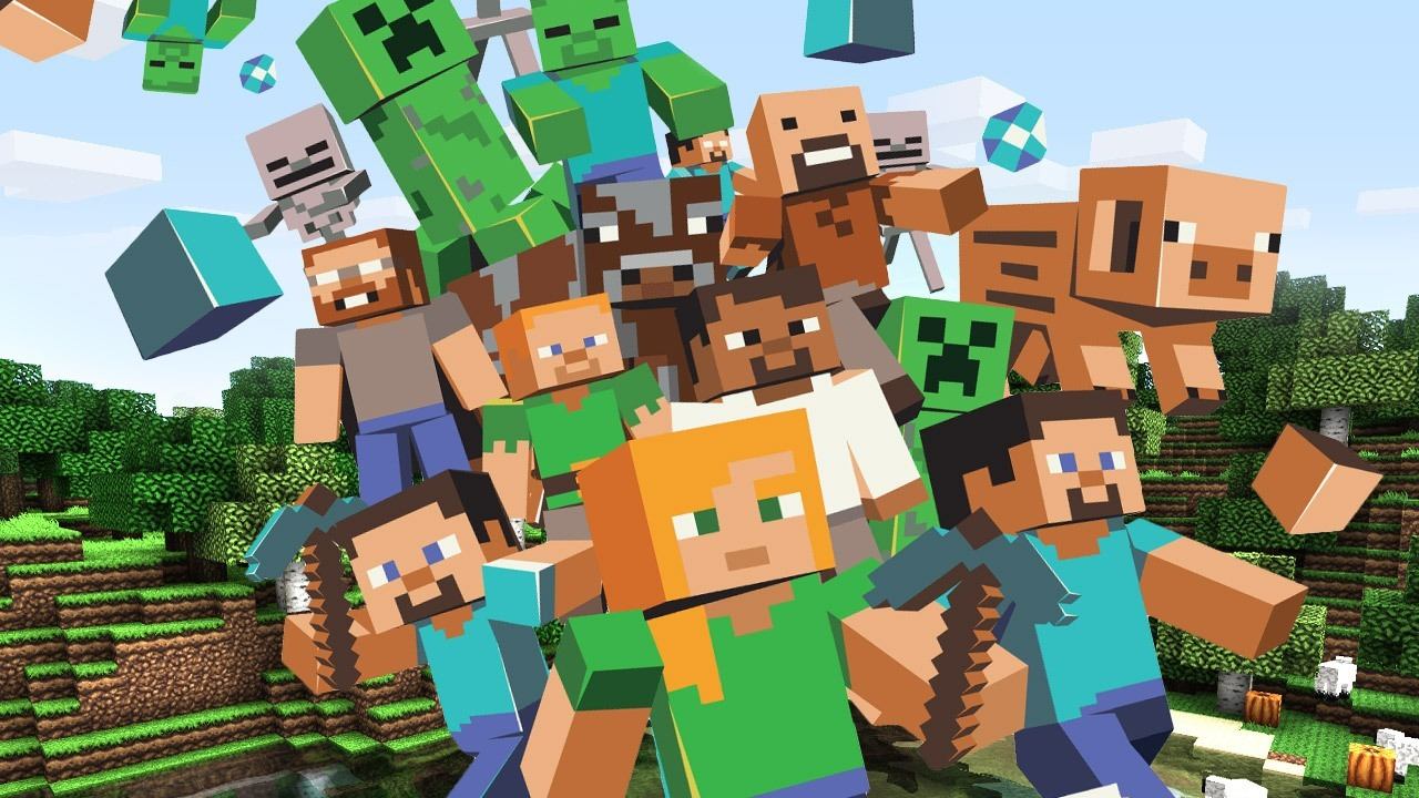 Minecraft PC Game Free Download Full Version | One Stop ...