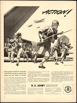 US Army - Action!