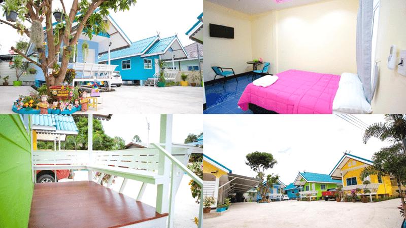 9 ที่พักสัตหีบราคาหลักร้อย ใกล้ทะเล งบไม่เกิน 800 บาท!!