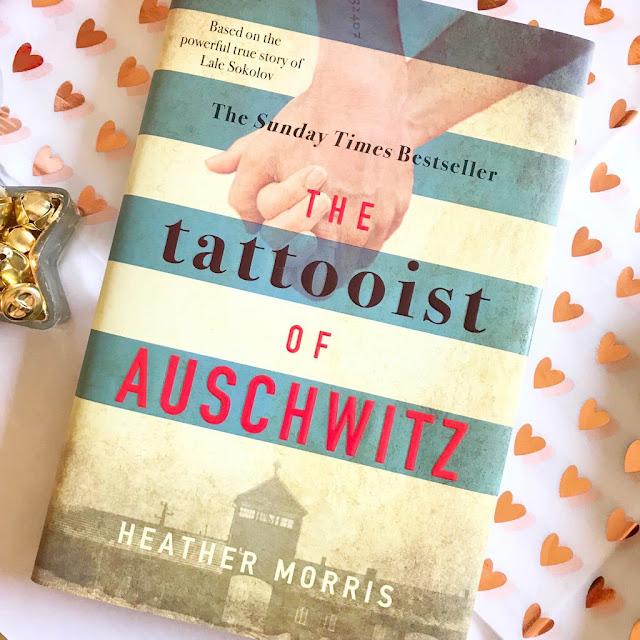 The Tattooist Of Auschwitz Book