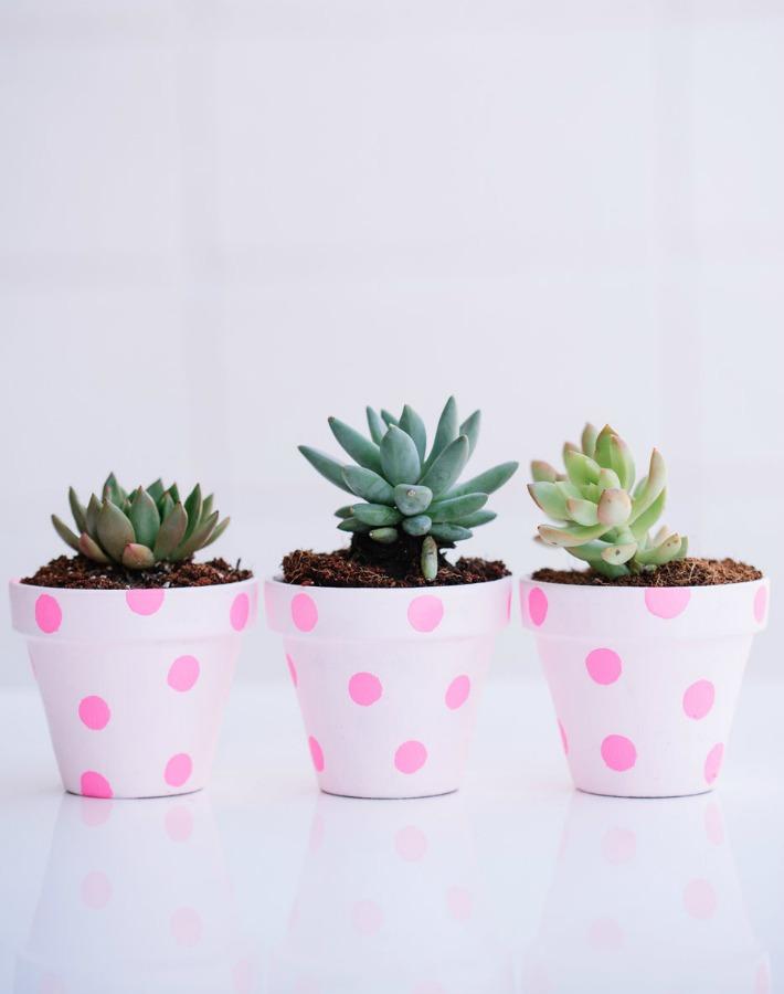 5 DIY para un guiño decorativo rosa