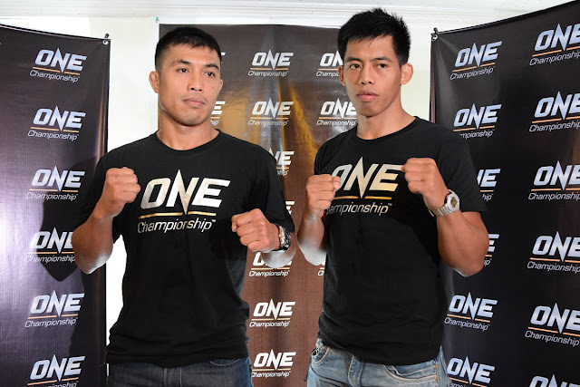 Eric Kelly & Honorio Banario for One Championship Manila 2016