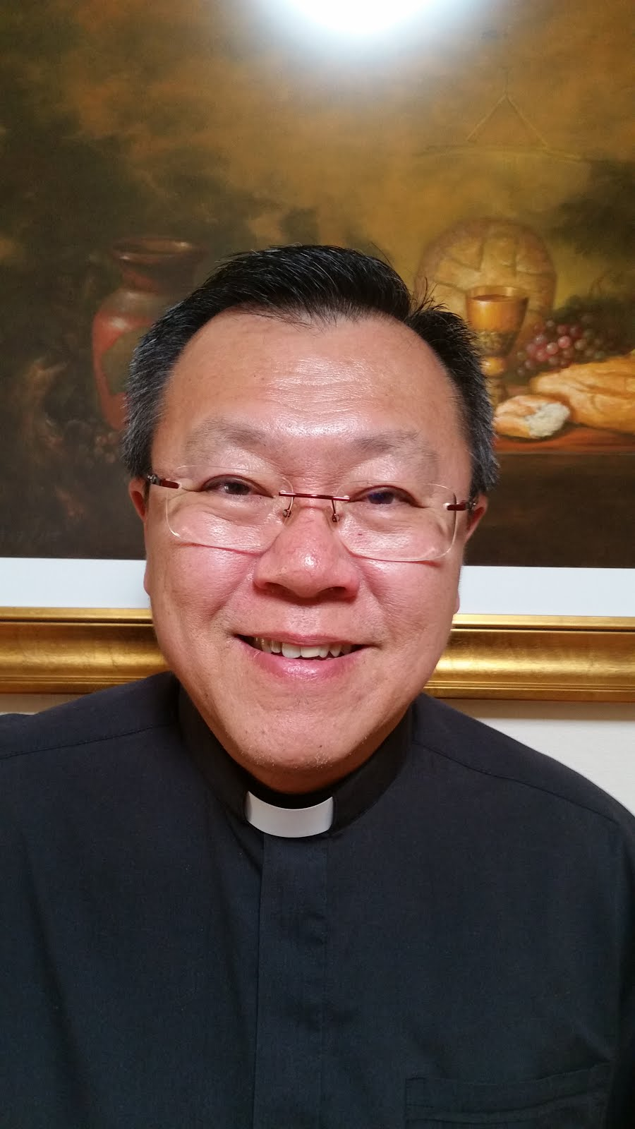 Rev Michael Lim, Parish Priest