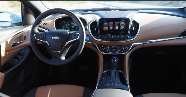 2017 Chevrolet Volt Premier Review