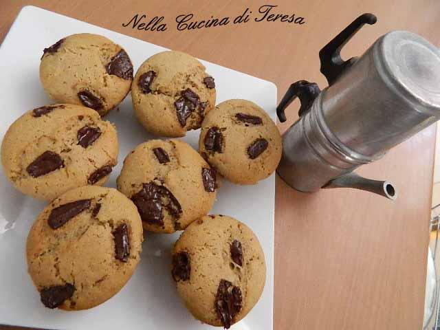 MUFFIN AL CAFFE'
