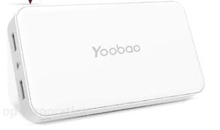 รีวิวขาย แบตสำรอง Power Bank Yoobao รุ่น Ultra M25