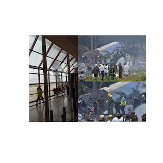 3 out of 113, survive Havana air crash