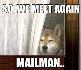 Dog Humor : So We Meet Again