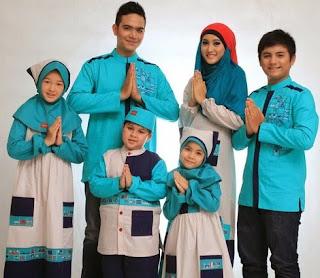 Model Baju Dannis Terbaru Couple Untuk Keluarga Tampil Islami