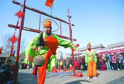 ¿Los chinos inventaron el fútbol?