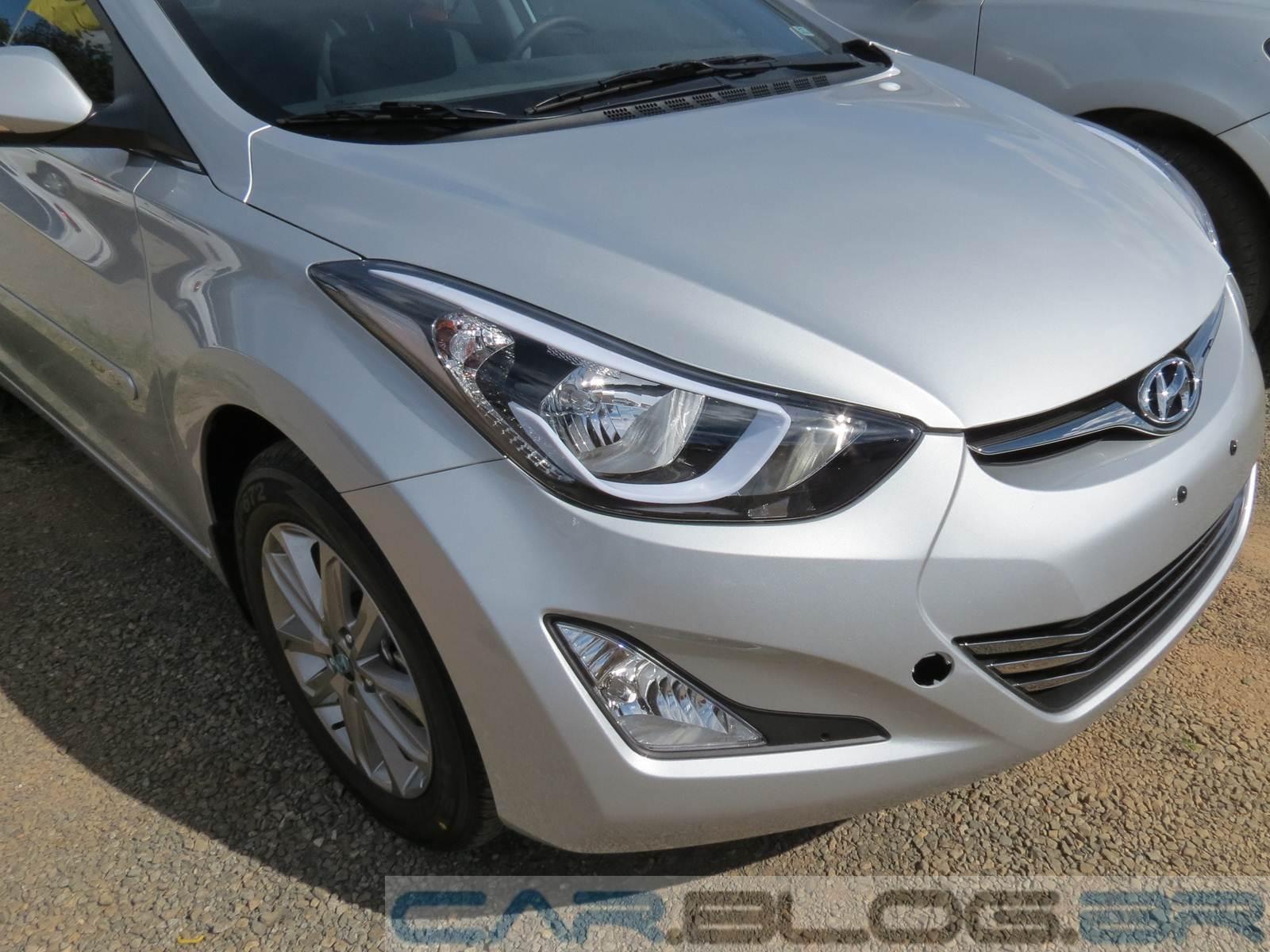 Hyundai Elantra 2015 Reestilizado Fotos E Informa 231 245 Es