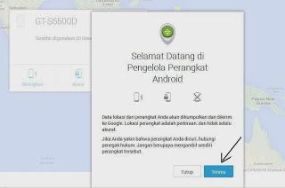 Cara Melacak Handphone Android Hilang