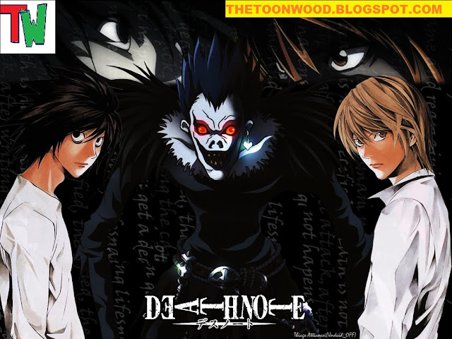 Death Note Hindi Dubbed Episodes [HD]