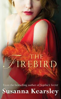 Book cover of The Firebird