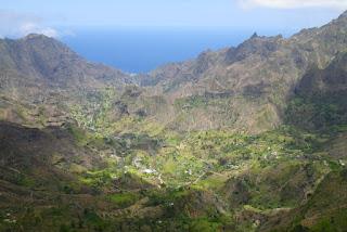 Valle del Paúl, Cabo Verde