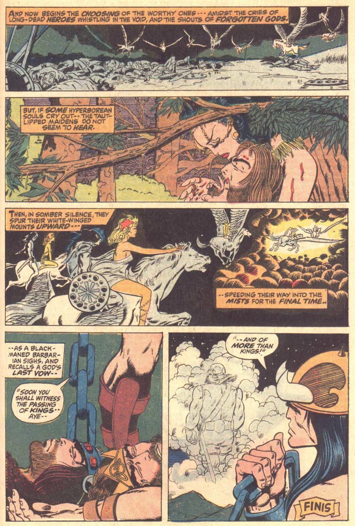 Conan the Barbarian (1970) Issue #3 #15 - English 21