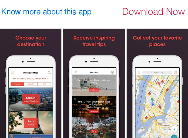Download City Maps 2Go Pro for iOS