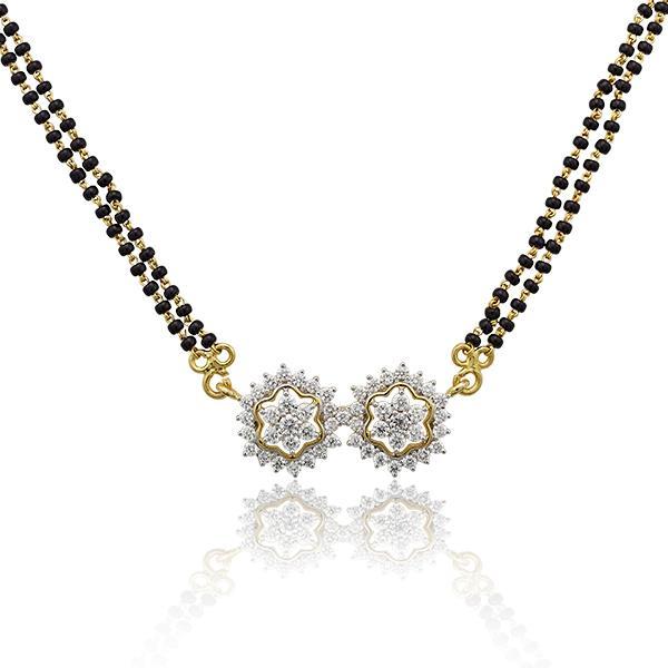 Mangalasuthra Pendent designs Nallapusalu models  Latest Jewellery Designs