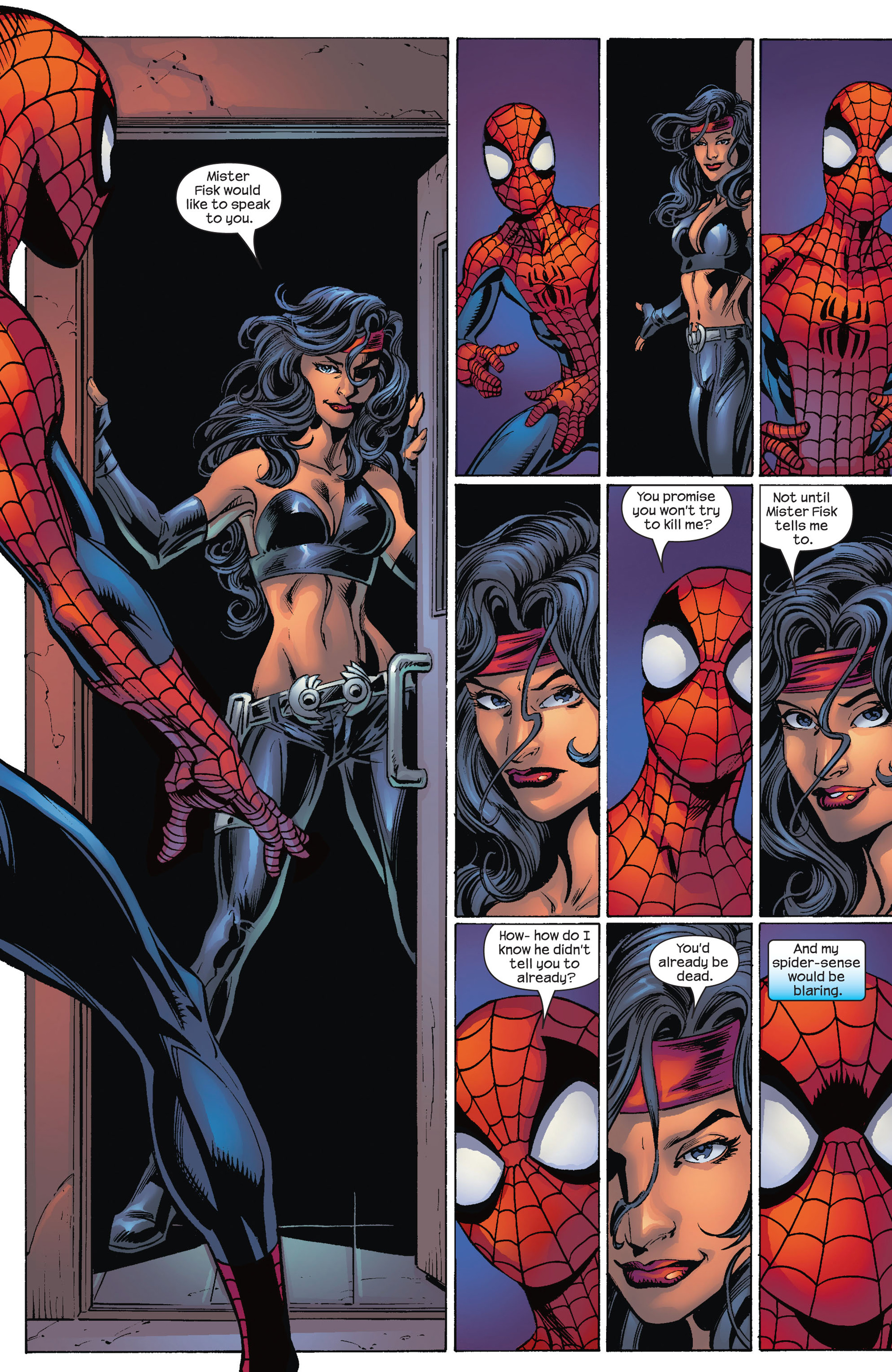 Read online Ultimate Spider-Man (2000) comic -  Issue #80 - 15