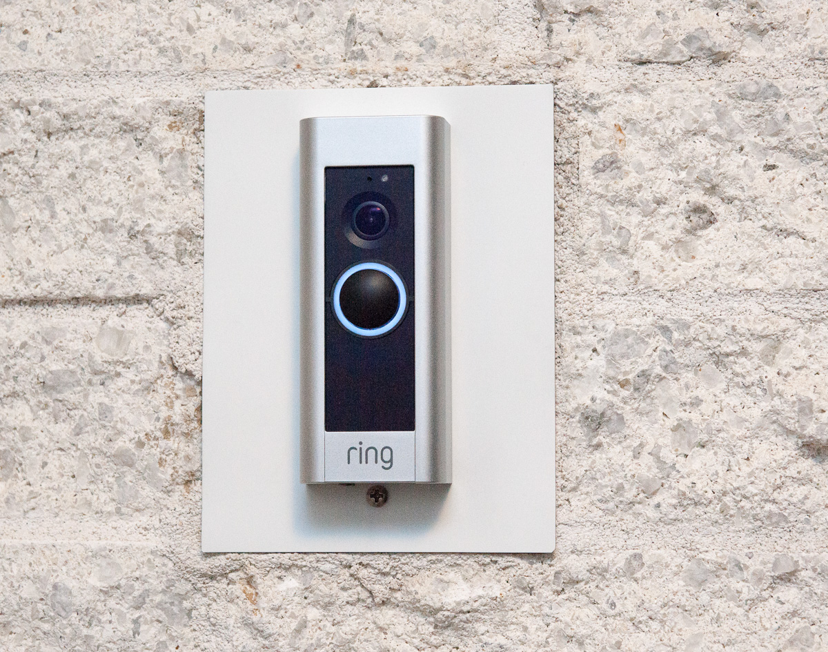 Glen S Home Automation Installing The Ring Pro Video